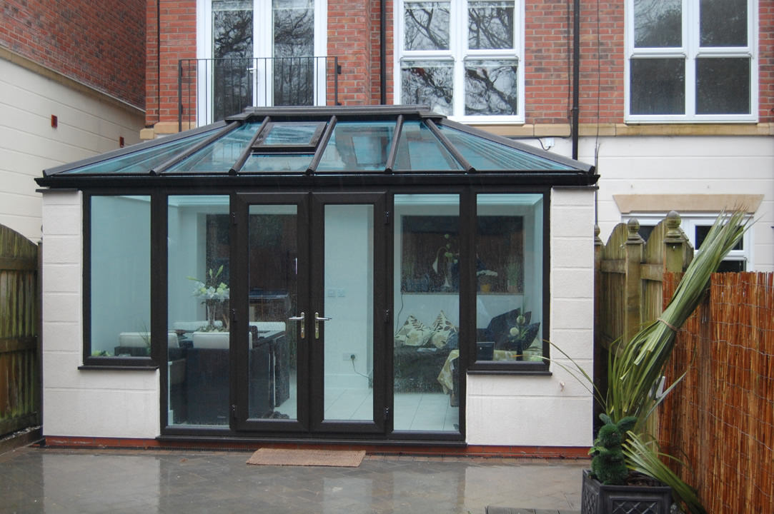 Glazed Extensions Sutton