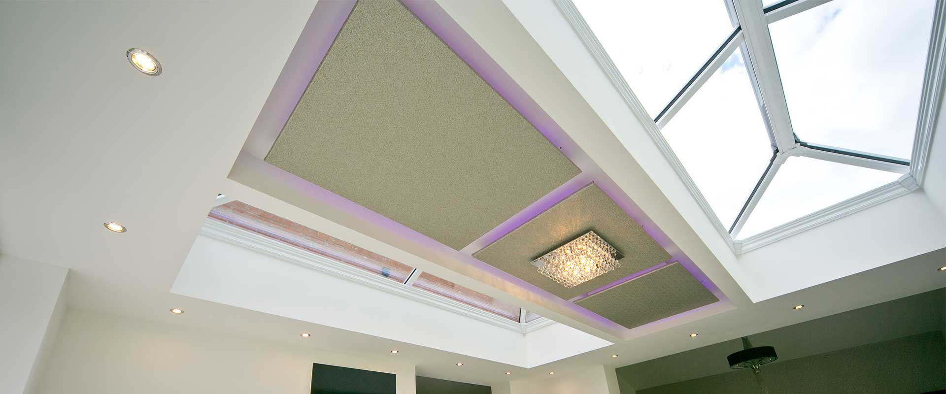 roof lanterns sutton