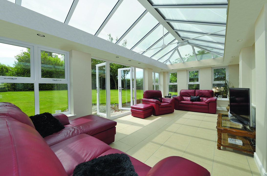 Living Room Extension Living Rooms In Surrey Croydon The Wright Glazing Company