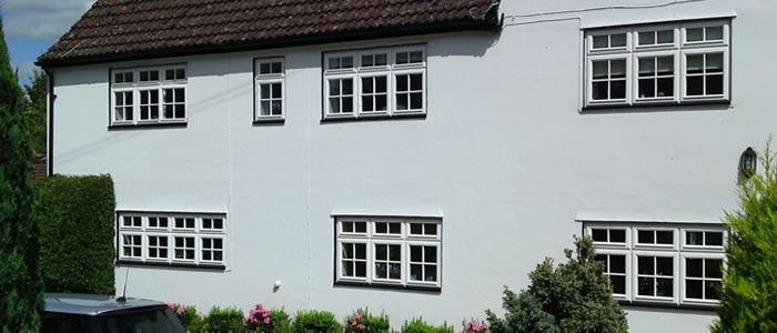timber windows sutton