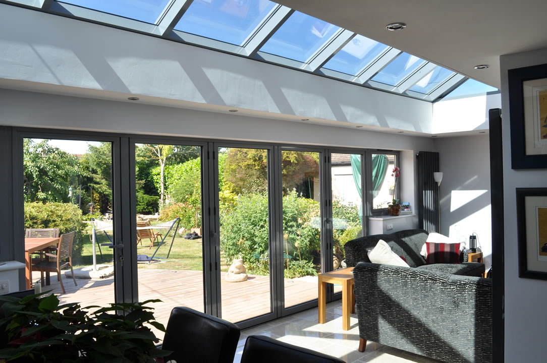 ultraslim bi-fold doors london