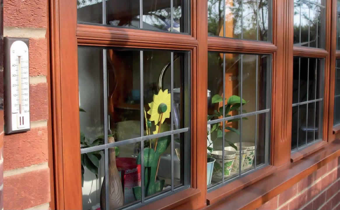 timber windows costs sutton